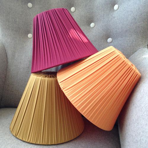 Lampskärm-A-form-4022-Vinröd,-Guld-och-Orange-18