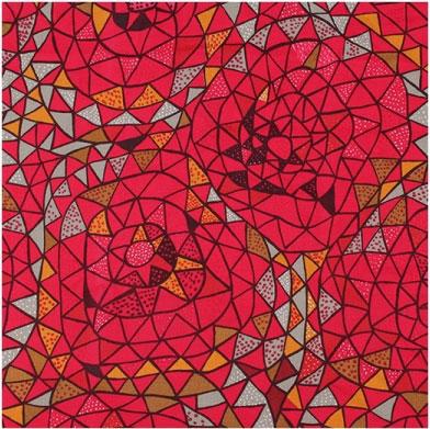 Ooomph-röd