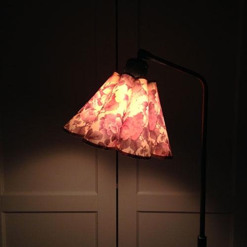 Antikt Golvlampa Nätt