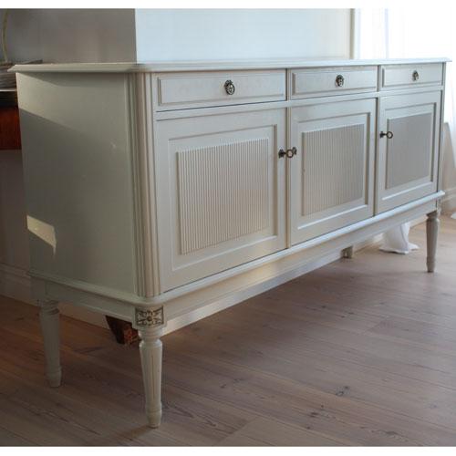 antikt sideboard gustaviansk stil s lt. Black Bedroom Furniture Sets. Home Design Ideas