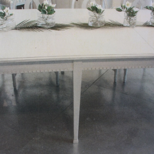 Gustavianskt Matsalsbord Svärdsvik upp till 20 pers