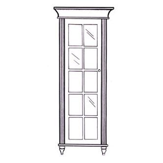 tall-cabinet-enkel-teckning-4-kant